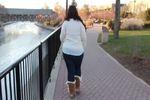 デブ専目線で魅力を語る!太め女子のブーツコーデ8パターン動画。
