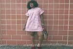 【2017年おデブちゃん向けファッション】今年は更に体型を目立たせる発色が綺麗な膨張色を使ったファッションで!