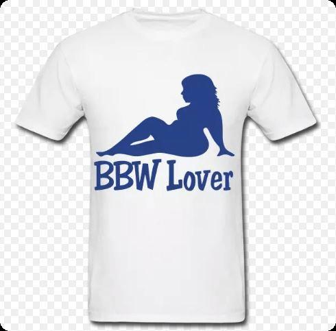 デブが大好きTシャツ