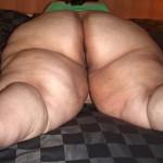 100キロ超えのおデブ女性