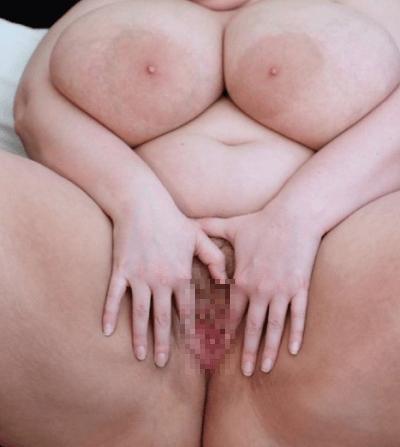爆乳ちゃんのマンコ