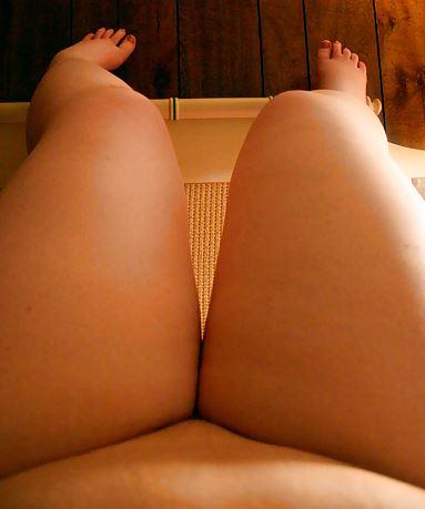 デブ女性の最高の足
