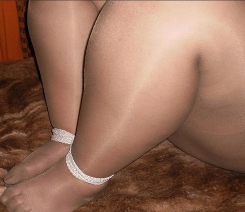 デブの脹脛