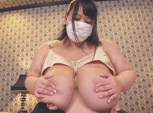 日本一おっぱいが大きい福岡しほ